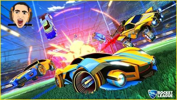تحميل لعبة Rocket League 2021 للاندرويد