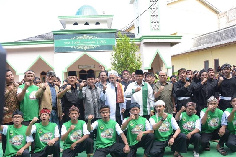 Wagub Jabar Resmikan Seminar Kujang dan Santani Sukabumi