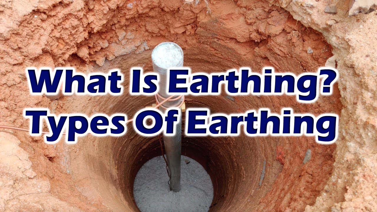 earthing iti thoery