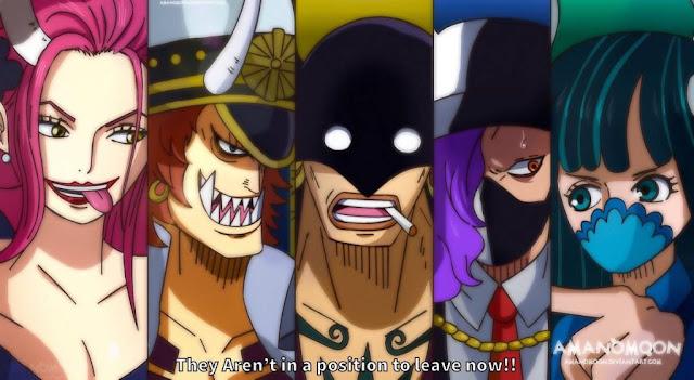 Komik One Piece Chapter 979: Spoiler dan Tanggal Rilisnya!