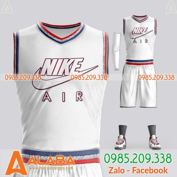 Quần áo bóng rổ NBA phổ biến