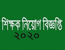 সরকারি স্কুলে শিক্ষক নিয়োগ বিজ্ঞপ্তি ২০২০ - Govt School Teacher Job Circular 2020
