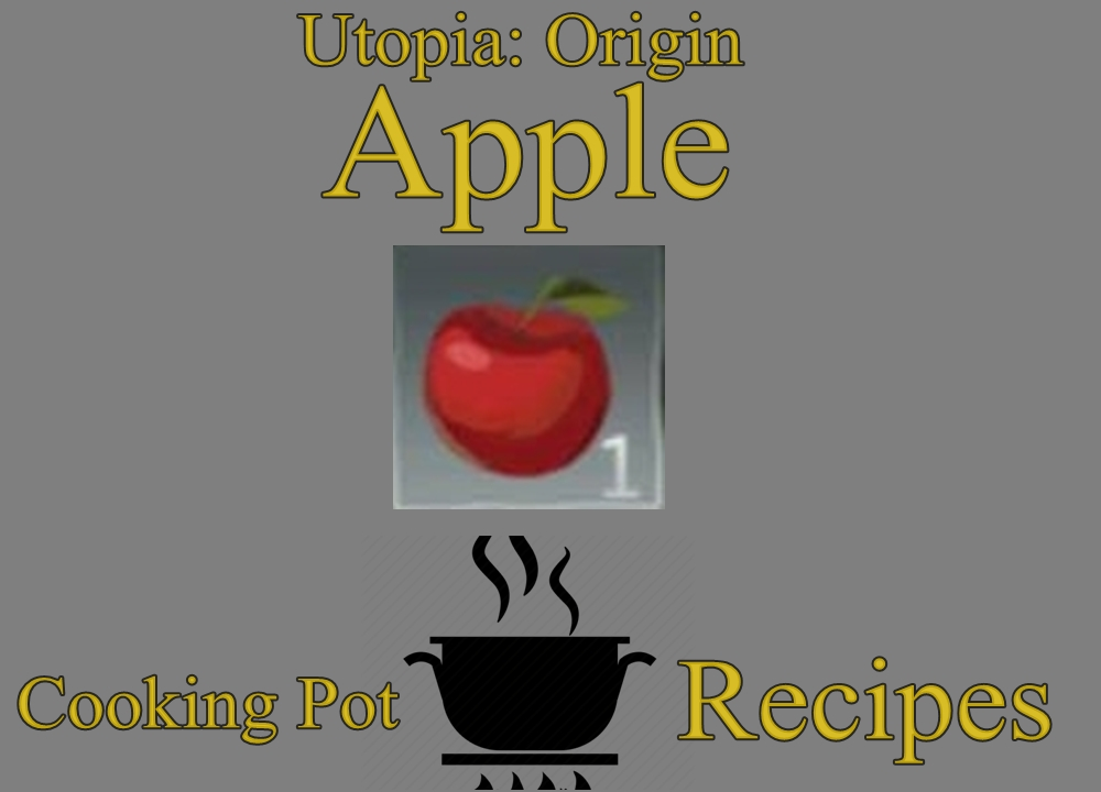 apple cooking pot recipes utopia origin
