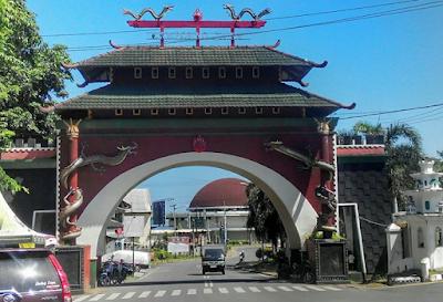 Kampung Cina/Tionghoa