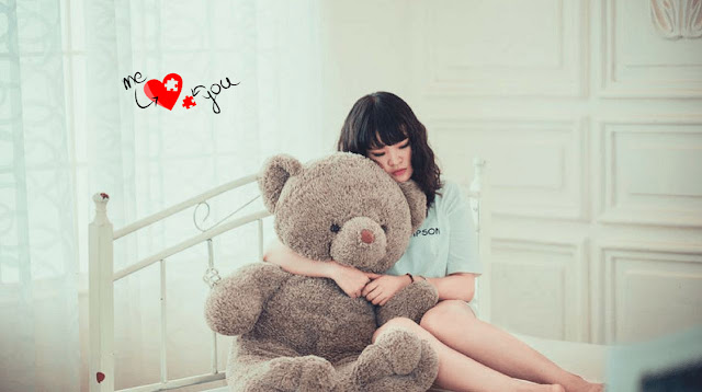 Cutie Girlfriend Sad Sms Hindi