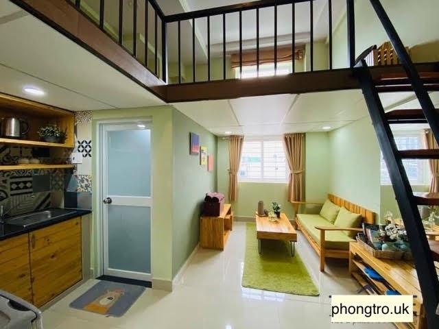 Cho thuê phòng trọ Quận 7 cạnh siêu thị Lotte