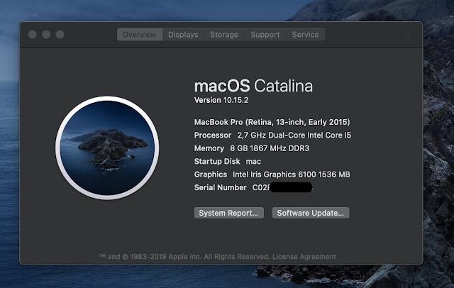 Sepuluh Langkah Mudah Membeli MacBook Bekas