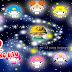 Thứ tự các cung sao trong 12 cung hoàng đạo
