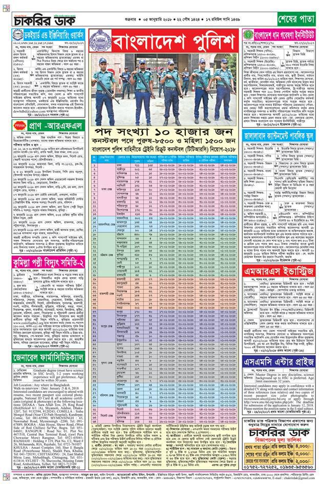 Weekly Job Circular 29 December 2017 |Weekly Chakrir Khobor Newspaper 2018 |  সাপ্তাহিক চাকুারির খবর ০৫ ই জানুয়ারী ২০১৮ ইং.  Weekly Job Circular 29 December 2018, Weekly Chakrir Khobor Newspaper 2018 Weekly News Paper Job Circular 2018, Weekly News Paper Job Circular in January 2018 Weekly Chakrir Khobor Potrika, saptahik chakrir khobo, saptahik chakrir khobor potrika, weekly chakrir khobor newspaper, chakrir khobor 2018, chakrir khobor potrika today, chakrir bazar, prothom alo chakrir khobor, chakrir bazar patrika, সাপ্তাহিক চাকুারির খবর, চাকুারির খবর, দৈনিক চাকুারির খবর, চাকুারির ডাক, https://bdjobspoint.blogspot.com,  BD Jobs Point. Weekly Job Circular 2018, Weekly Job Circular 2018. weekly chakrir khobor potrika, govt job circular January 2018, weekly job newspaper bd, weekly job newspaper today, weekly job newspaper, weekly chakrir khobor Bangla newspaper, weekly job newspaper pdf, bd job news today, weekly job newspaper, weekly chakrir khobor potrika, govt job circular November 2018, weekly job newspaper today,  weekly job newspaper pdf,  kaler kantho job circular 2018,  bd job news today,  weekly chakrir khobor Bangla newspaper, https://bdjobspoint.blogspot.com,  BD Jobs Point. Weekly Job job offer 201, Weekly Job job circular 2018, recent job offer Weekly Job, Weekly Job Office career opportunity, Weekly Job recent govt. job circular,    weekly job circular, weekly job circular october 2017, weekly job circular september 2017, weekly job circular november 2017, weekly job circular 17 november 2017, weekly job circular 15 september 2017, weekly job circular in bd, weekly job circular 29 september 2017, weekly job circular 22 september 2017, weekly job circular in bangladesh, weekly job circular 2017, weekly job circular bd, www.weekly job circular.com, weekly job circular july 2017, weekly job circular newspaper, weekly job circular paper, weekly job circular pdf, www.weekly job circular, weekly job circular october 2017, weekly job circular september 2017, 