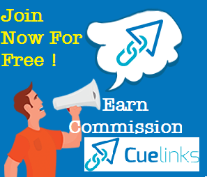 Cuelinks Earn Commission