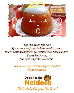 Imagem de data comemorativa para Docinhos da Neidoca por Minuta Linguagem Visual