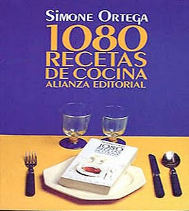 1080 Recetas de Cocina, Simone Ortega