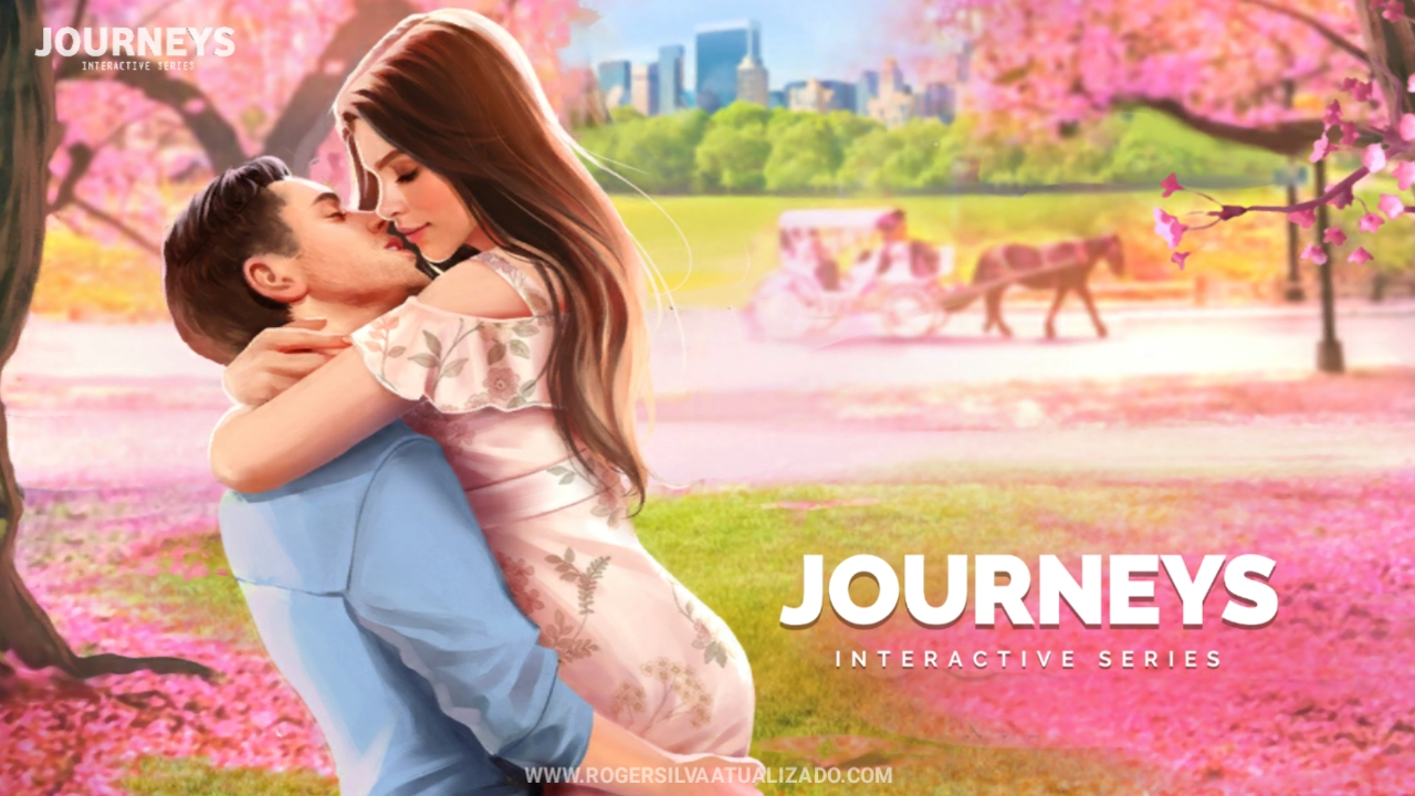 Journeys Series Interativas Mod APK 2.0.7 Diamantes infinitos