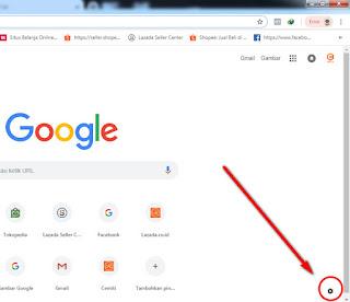 Cara Mengubah Background Google Chrome menggunakan Gambar Sendiri