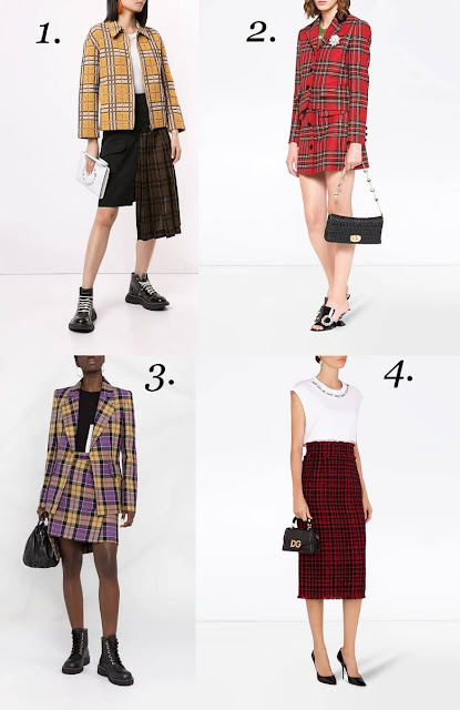 tartan outfits