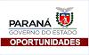 Paraná tem 2.494 vagas de emprego para diversos cargos. Saiba Mais