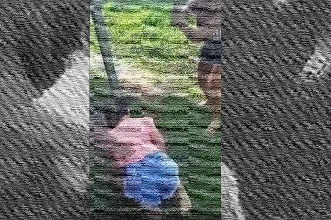 VÍDEO - Jovem é torturada por integrantes de facção