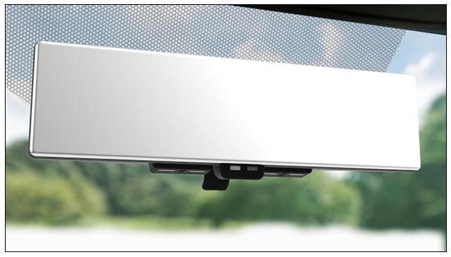 Panasonic desenvolve espelho retrovisor inteligente para Nissan KICKS En200826-3-5