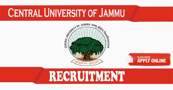 Jammu University Recruitment 2019 for 135 Professor and other posts.- Apply now