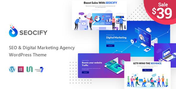 Seocify v1.3 - Tiếp thị kỹ thuật số và SEO