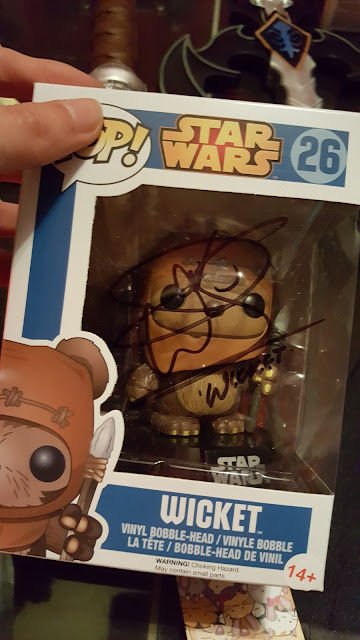 star-wars, wicket, pop-figure, warwick-davis