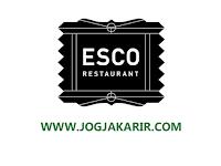Loker Jogja Cook / Cook Helper di ESCO Restaurant