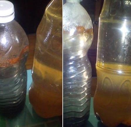 Habitantes de Santa Rufina exigen visitas de experto ante gravísimo problema de agua no acta para consumo humano. Apure.