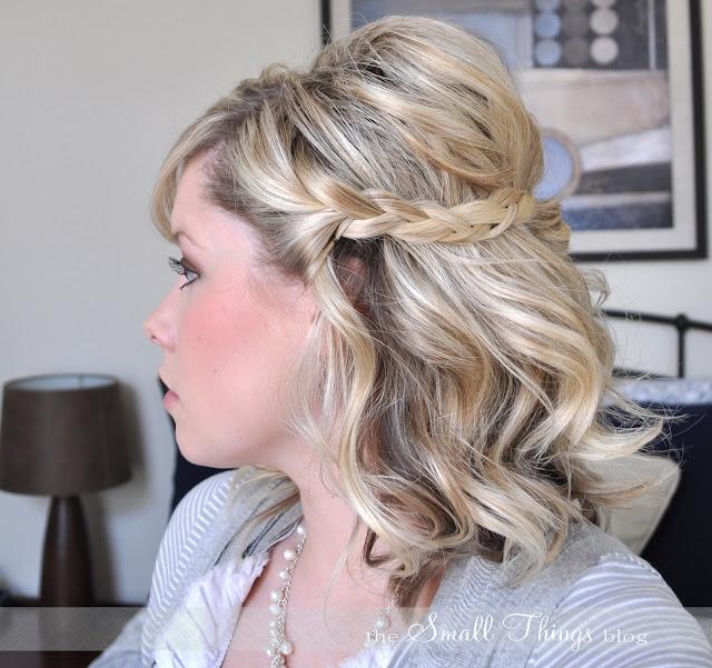 half-up-braids