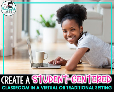 Creating a student-centered classroom in a hybrid or virtual setting