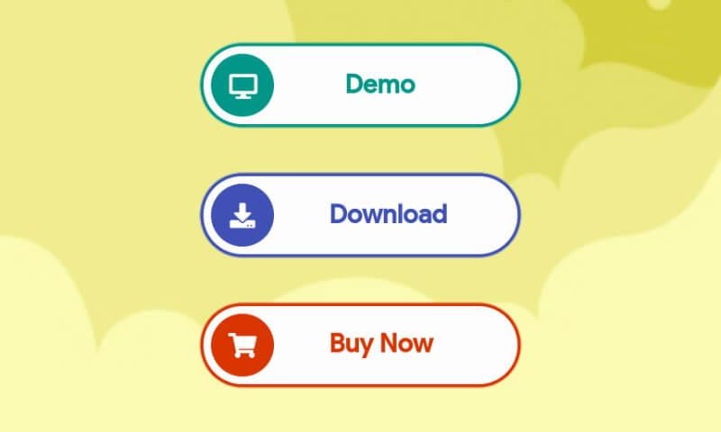 Cara Membuat Tombol Download, Demo & Buy Now Keren di Blogger