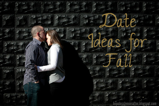 Date Ideas for Fall