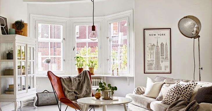 Romantic, Bright and Cozy Swedish Apartment - Amazing ...