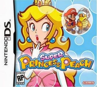 Rom Super Princess Peach NDS