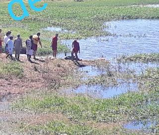 Em Sapé: Pescador morre vítima de afogamento em açude