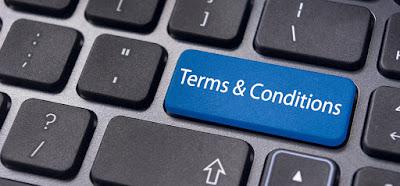 سياسة الاستخدام - TERMS OF USE
