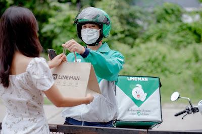 LINE MAN พร้อมรับมือปัญหา COVID-19 ช่วงปีใหม่ เปิดรับคนขับเพิ่ม 29 จังหวัดทั่วไทย
