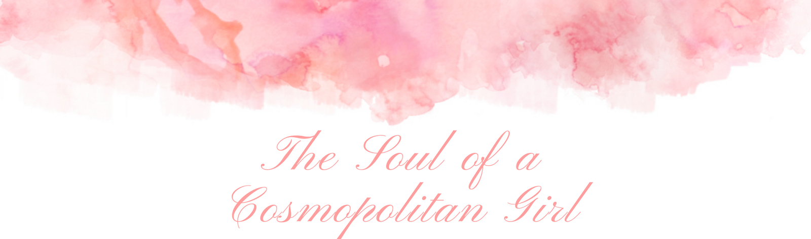 The soul of a cosmopolitan girl