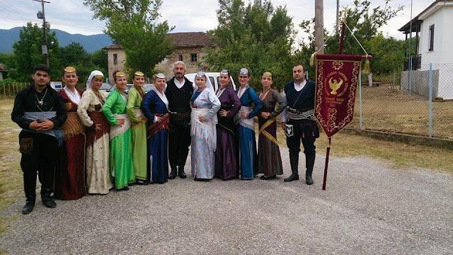 """3ο Φεστιβάλ παραδοσιακών χορών από τον Ποντιακό Σύλλογο Τεμένου """"Ο Προφήτης Ηλίας"""""""
