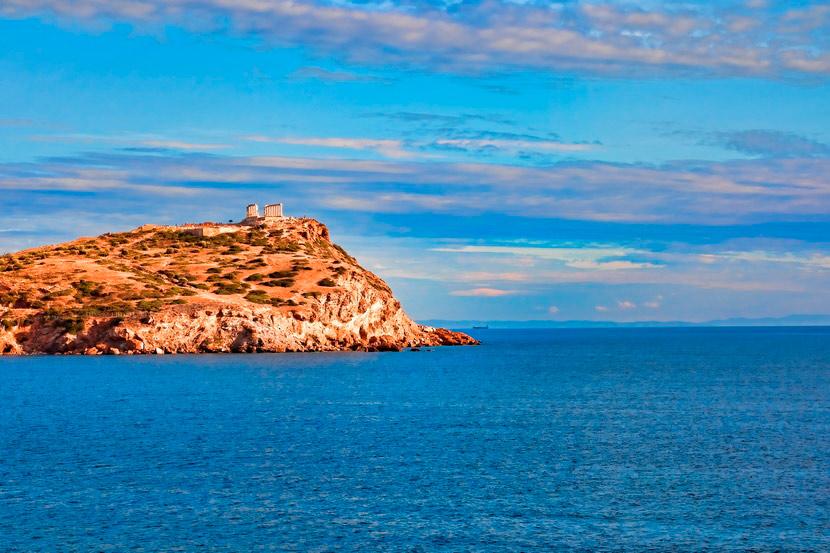 Temple of Poseidon Sounion 2