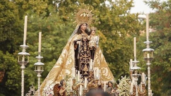 Horario e Itinerario de la visita de El Carmen de Puerta Nueva al Cementerio de San Rafael de Córdoba