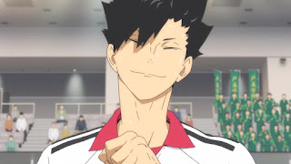ハイキュー!! 音駒高校 主将 黒尾鉄朗 CV.中村 悠一 Kuroo Tetsurō   HAIKYU!! Season4 NEKOMA