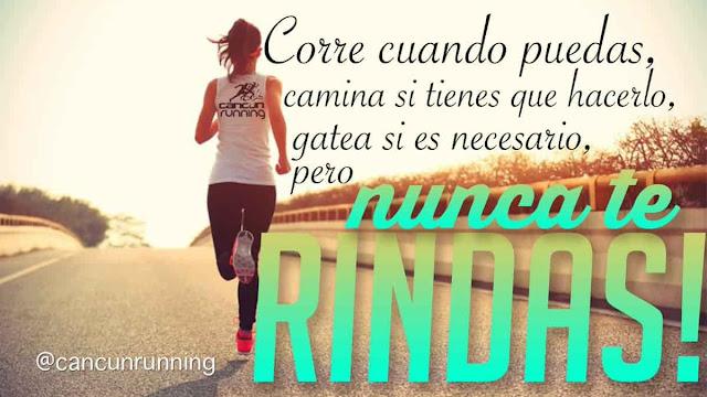 correr caminar