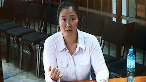 Keiko Fujimori: Corte Suprema reduce a 18 meses su prisión preventiva