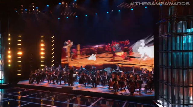The Game Awards 2019 orchestra Super Smash Bros. Ultimate game of the year