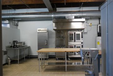 Commercial Shared Kitchen Space With Ice Cream Maker Chicago