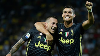 مباراة يوفنتوس ونابولي بث مباشر اليوم السبت 29-9-2018 Juventus vs Napoli live