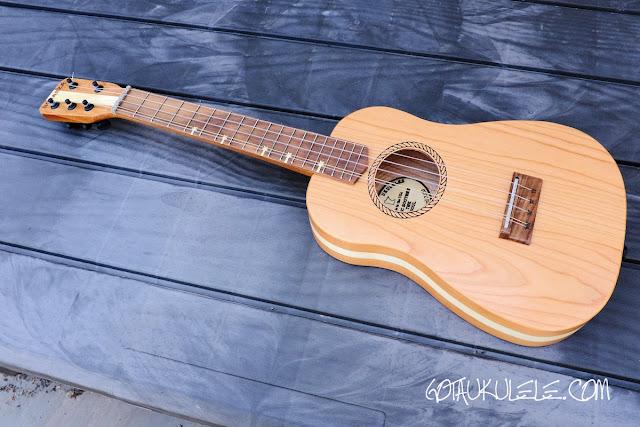 Bonanza 5 String Tenor Ukulele