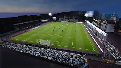 PES 2021 Stadium Aldo Gastaldi