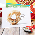 Cheerio Card