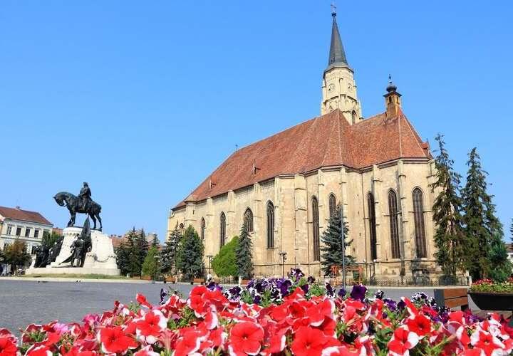 Union Square Cluj